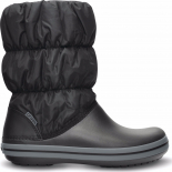 Crocs™ Winter Puff Boot Juoda/Pilka