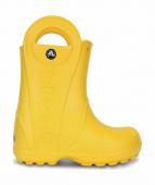 Crocs™ Kids' Handle It Rain Boot Geltona