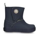 Crocs™ Kid's ColorLite Boot Navy/Tumbleweed