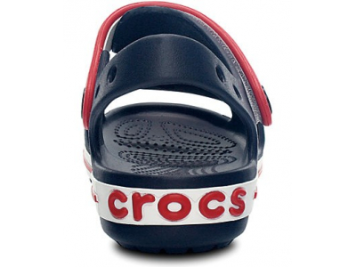 Crocs™ Kids' Crocband Sandal Navy/Red