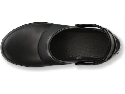 Crocs™ Mercy Work Black/Black