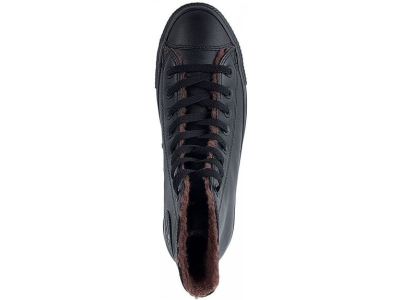 Converse Chuck Taylor All Star Leather Black