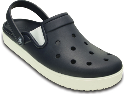 Crocs™ CitiLane Clog Navy/White