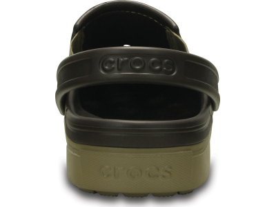 Crocs™ CitiLane Clog Espresso/Khaki