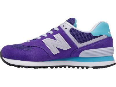 New Balance WL574 Purple/Blue