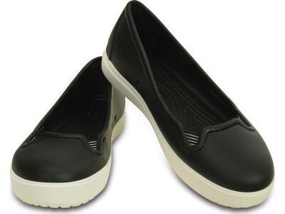 Crocs™ Citilane Flat Black/White