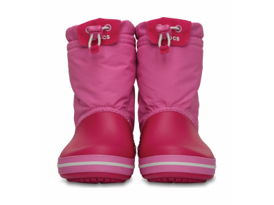 Crocs™ Kids' Crocband Lodgepoint Boot Candy Pink/Party Pink