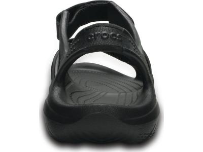Crocs™ Swiftwater River Sandal Black/Black