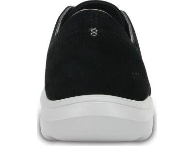 Crocs™ Kinsale 2-Eye Shoe Black/Pearl White