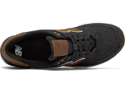 New Balance ML574 Black TXA