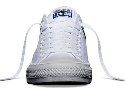 Converse Chuck Taylor All Star II Ox White/White