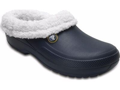 Crocs™ Classic Blitzen III Clog Navy/Oatmeal