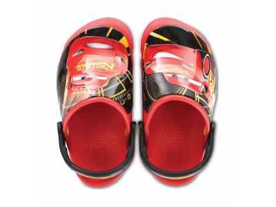 Crocs™ Funlab Lights Cars 3 Clog Flame