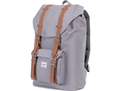 HERSCHEL Little America Mid-Volume Grey/Tan