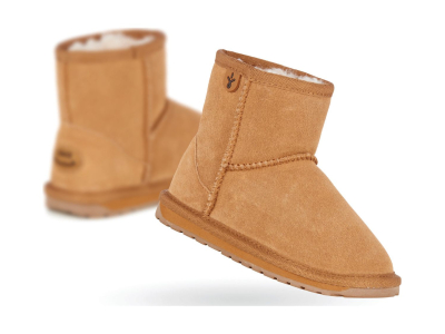 EMU Australia Kids' Wallaby Mini Chestnut