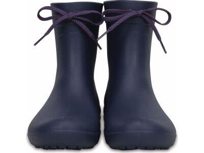 Crocs™ Freesail Shorty Rain Boot Navy