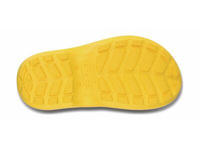 Crocs™ Kids' Handle It Rain Boot Yellow