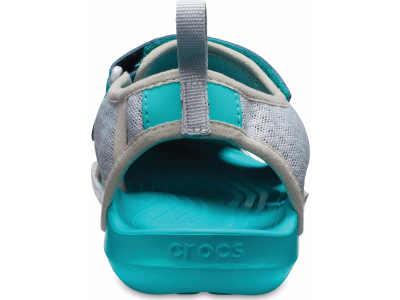 Crocs™ Swiftwater Mesh Sandal Light Grey
