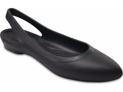 Crocs™ Eve Slingback Black