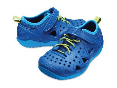 Crocs™ Swiftwater Play Shoe Blue Jean