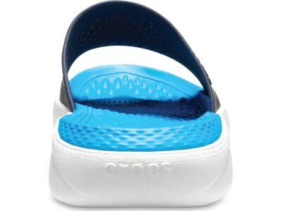 Crocs™ LiteRide Slide Navy/White