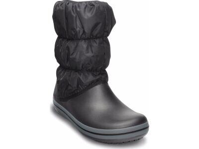 Crocs™ Winter Puff Boot Black/Charcoal
