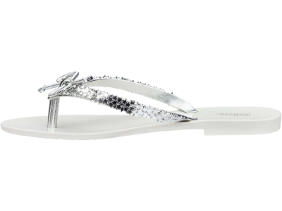 Melissa Harmonic Elements AD White/Metalized Silver
