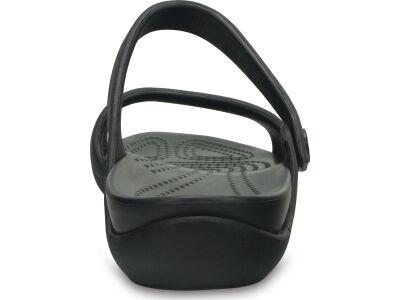Crocs™ Cleo V Sandal Black/Black