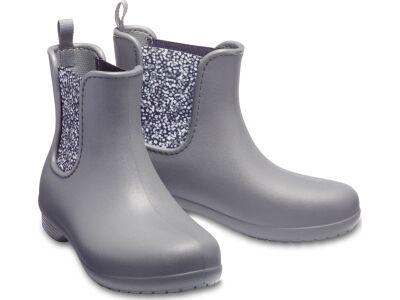 Crocs™ Freesail Chelsea Boot Slate Grey/Dots