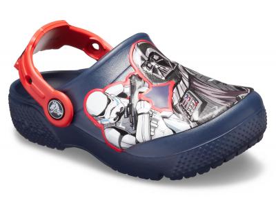 Crocs™ Kids' Funlab Star Wars Dark Side Clog Navy