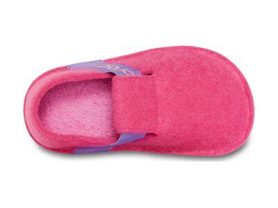 Crocs™ Kids' Classic Slipper Candy Pink