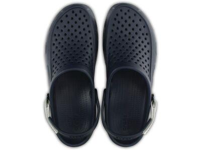 Crocs™ Swiftwater Deck Clog Men's Navy/White
