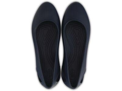 Crocs™ Laura Flat Women's Navy