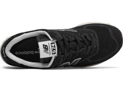New Balance ML574 Black ESE