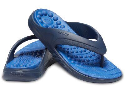 Crocs™ Reviva Flip Navy/Blue Jean