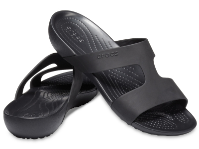 Crocs™ Serena Slide Women's Black/Black