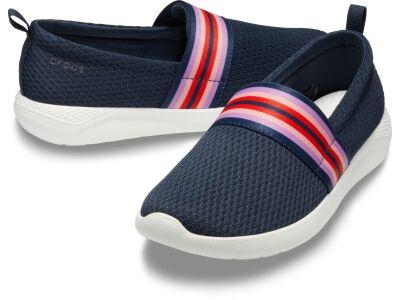 Crocs™ LiteRide Mesh Slip-On Women's Navy Colorblock/Navy