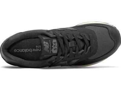 New Balance ML574 Black LHF