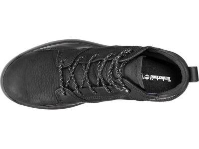 Timberland Flyroam Leather Hiker Junior's Black Full-Grain