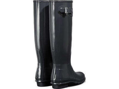 HUNTER Original Tall Gloss Dark Slate