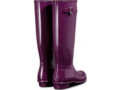 HUNTER Original Tall Gloss Violet