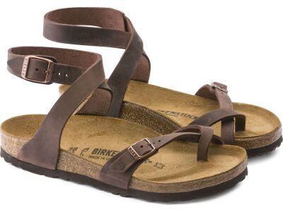 Birkenstock Yara Oiled Leather Habana