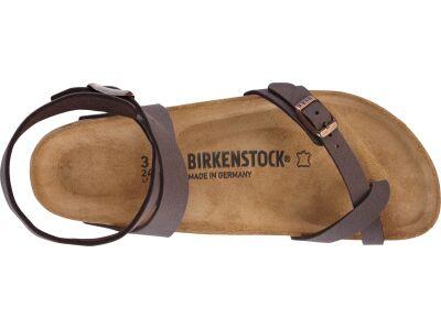 Birkenstock Yara Nubuck Mocha