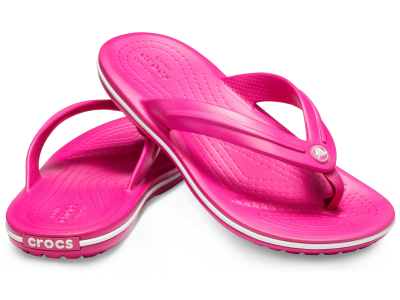 Crocs™ Crocband Flip GS Candy Pink