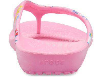 Crocs™ Kadee II Printed Flip Women's Tropical Floral/Pink Lemonade