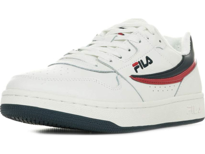 FILA Arcade Low White/Fila navy/Fila red