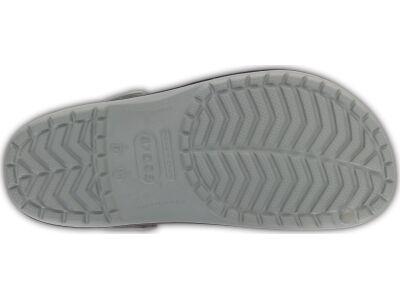 Crocs™ Crocband™ Light Grey/Navy