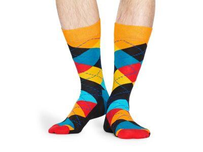 Happy Socks Argyle Multi 0100