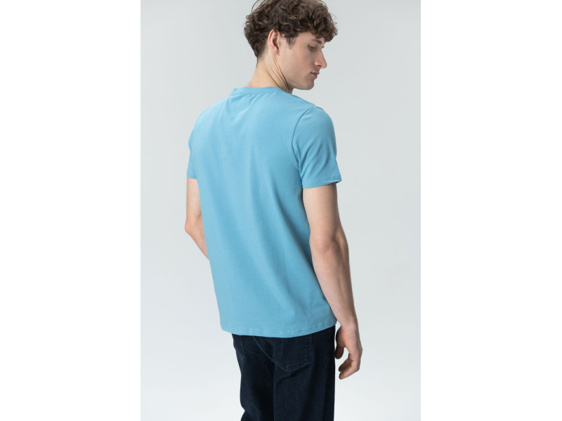 AUDIMAS Tamprūs medvilniniai marškinėliai 2011-472 Niagara
