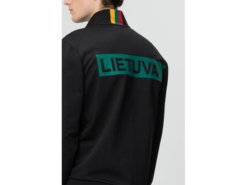 AUDIMAS Atsegamas džemp. medv. vidumi 20LT-406 Black
